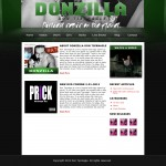 donzilla home page